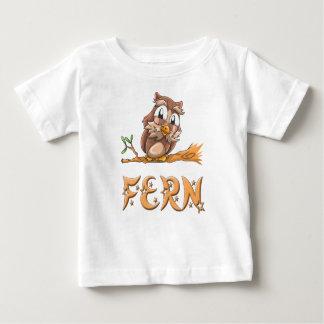 Fern Owl Baby T-Shirt