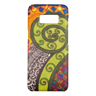 Fern Samsung Galaxy S8, Barely There Phone Case