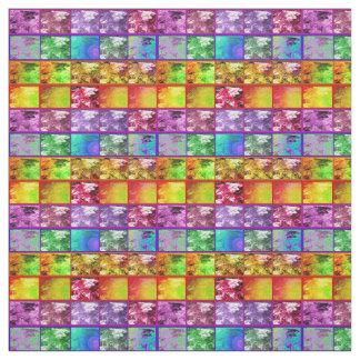 Fern Series Fabric - Multicoloured