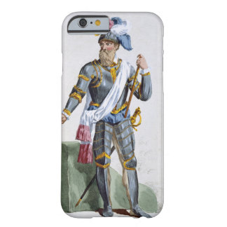 Fernand Cortez (1485-1547), engraved by Pierre Duf Barely There iPhone 6 Case