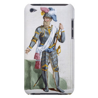 Fernand Cortez (1485-1547), engraved by Pierre Duf iPod Touch Cases