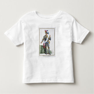 Fernand Cortez (1485-1547), engraved by Pierre Duf Tee Shirt