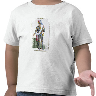 Fernand Cortez (1485-1547), engraved by Pierre Duf T-shirts