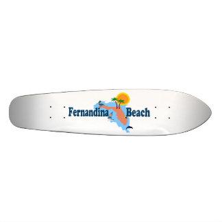 Fernandina Beach. Skate Decks