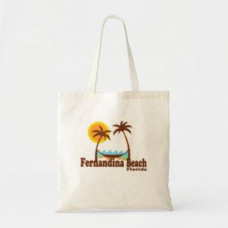Fernandina Beach. Tote Bag