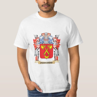 Fernando Coat of Arms - Family Crest T-Shirt