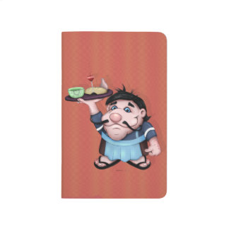 FERNANDO CUTE CARTOON  Pocket Journal