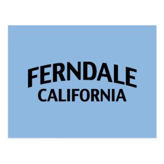 Ferndale California Postcard