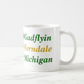 Ferndale Michigan Coffee Mug