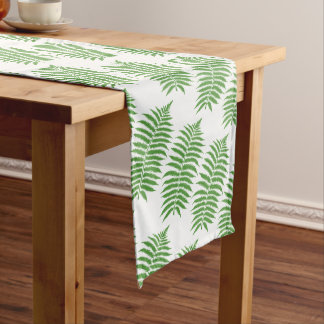 Ferns Long Table Runner