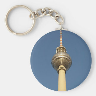 Fernsehturm Berlin Keychain