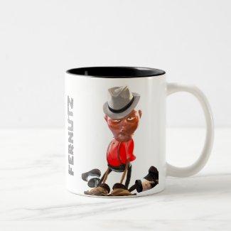 Fernutz Latino Fever Mug