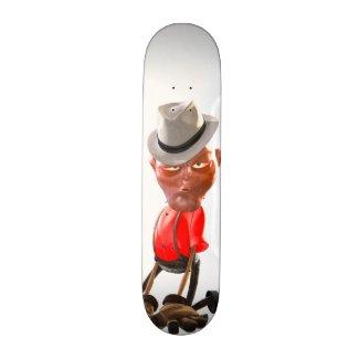Fernutz Latino Fever Skateboard
