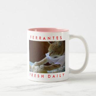 Ferrante's Spokane Italian Mug