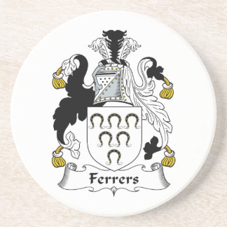 Ferrers Family Crest Coaster