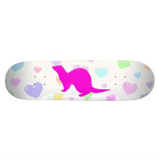 Ferret (5) custom skateboard