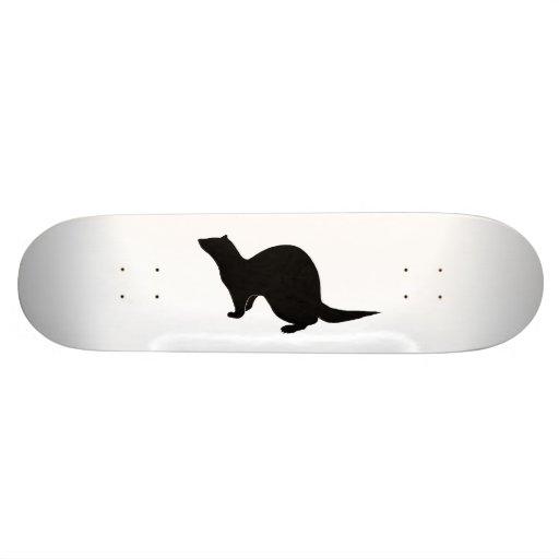Ferret (5) skateboard decks