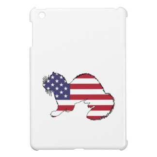 "Ferret ""American Flag"" Cover For The iPad Mini"