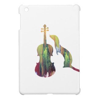 Ferret and saxophone cover for the iPad mini
