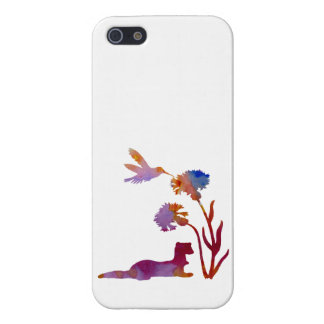 Ferret Art iPhone 5/5S Covers