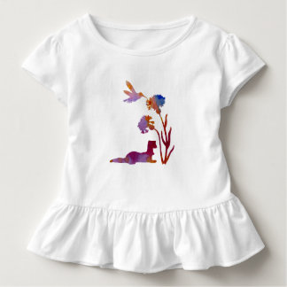 Ferret Art Toddler T-shirt