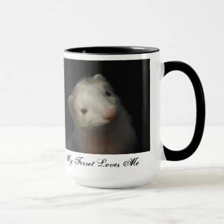 Ferret Coffee Cup