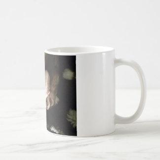 Ferret cuddle mug