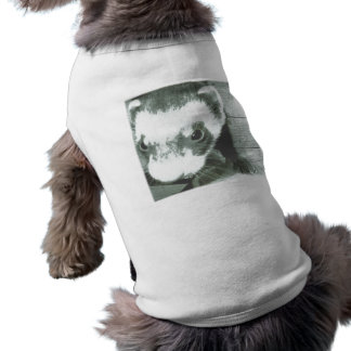 Ferret Cute Picture Pet Clothing