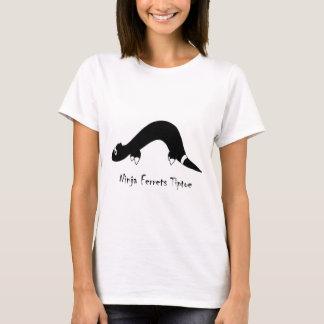 Ferret Ninja T-Shirt