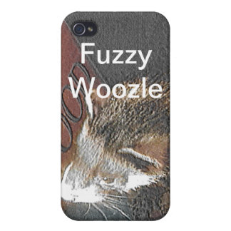 Ferret Picture iPhone 4 Covers