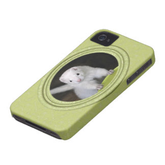 Ferret Spring Case-Mate  Barely There - iPhone 4