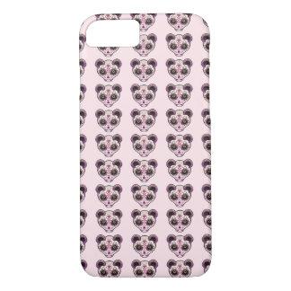 Ferret Sugar Skull iPhone Case