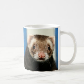 Ferret  Whatcha Doin' ? Coffee Mug
