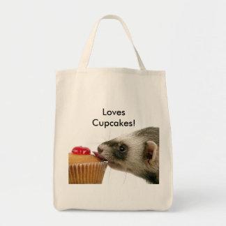 Ferrets Love Cupcakes