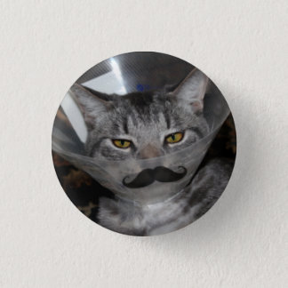 ferris mewler moustache button
