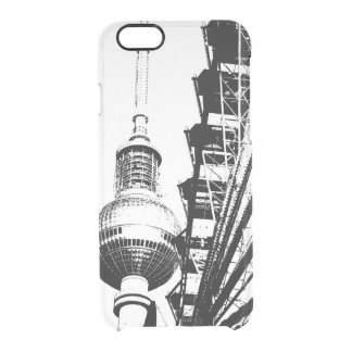 Ferris Wheel_01.01_G with Berlin TV Tower, Alex Clear iPhone 6/6S Case