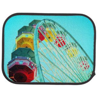 Ferris Wheel Car Mat