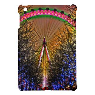 Ferris Wheel Christmas Cover For The iPad Mini