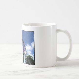 Ferris Wheel Classic White Coffee Mug