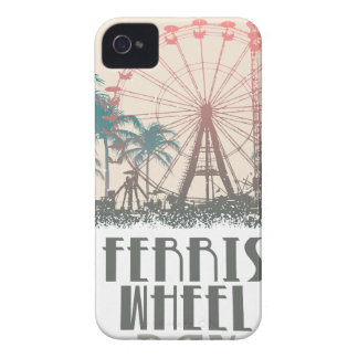 Ferris Wheel Day - Appreciation Day Case-Mate iPhone 4 Cases