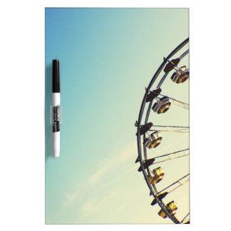 Ferris Wheel Dry-Erase Whiteboards