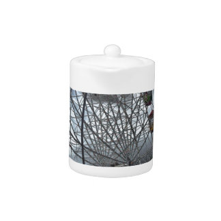 Ferris Wheel in the Clouds