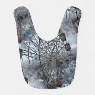 Ferris Wheel in the Clouds Bib