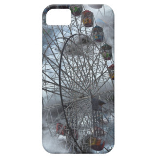 Ferris Wheel in the Clouds Case For The iPhone 5