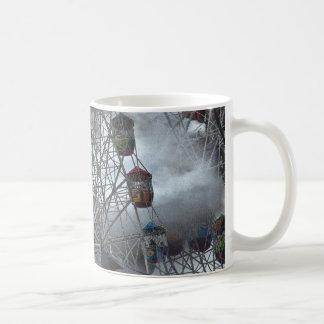Ferris Wheel in the Clouds Coffee Mug