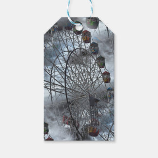 Ferris Wheel in the Clouds Gift Tags