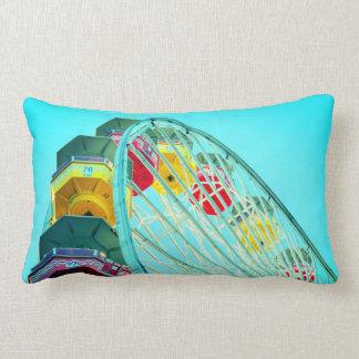 Ferris Wheel Lumbar Pillow