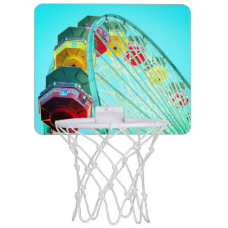 Ferris Wheel Mini Basketball Hoop