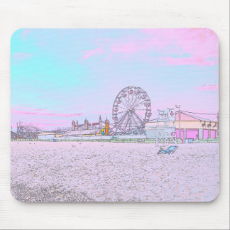 Ferris Wheel Mouse Pad