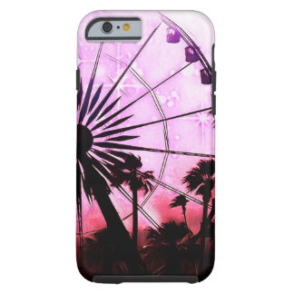 Ferris Wheel (Pink) iPhone 6/6s Phone Case